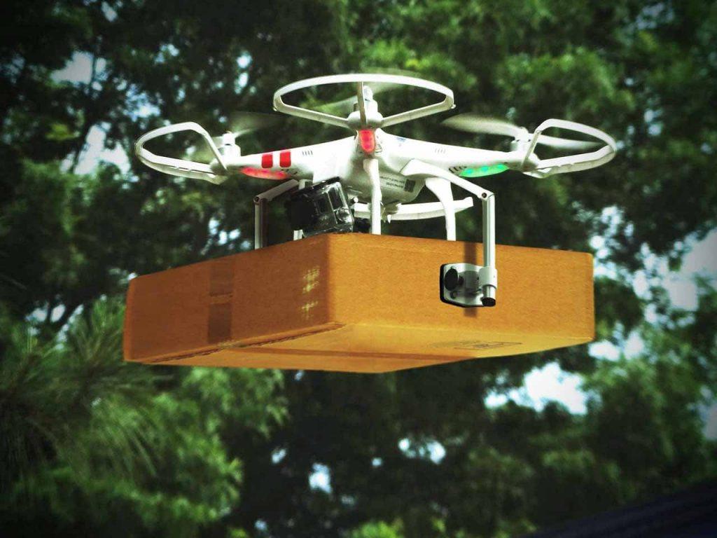 entrega-de-paquetes-con-drones